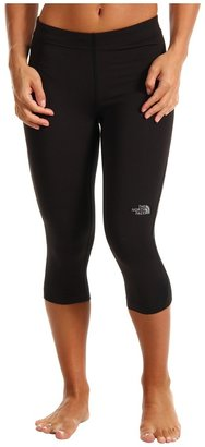 The North Face GTD Capri Tight (TNF Black/TNF Black) - Apparel