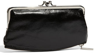 Hobo 'Vintage Millie' Kisslock Clutch Wallet Black One Size