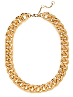BaubleBar Gold Chain Necklace