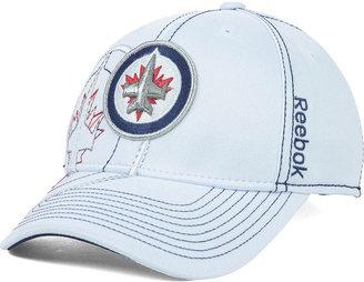 Reebok Winnipeg Jets NHL 2nd Season Draft Cap