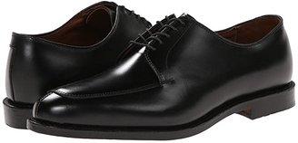 Allen Edmonds Delray (Black) Men's Lace Up Moc Toe Shoes