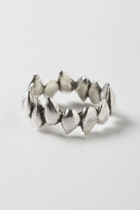 Anthropologie Apple Seed Ring