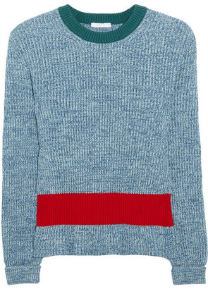 Chloé Cashmere and wool-blend sweater