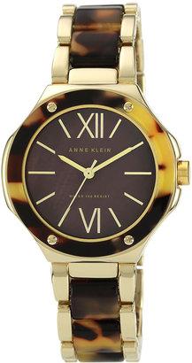 Anne Klein Round Bracelet Watch
