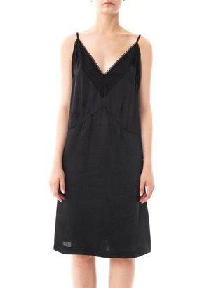 Maison Martin Margiela Lace edge slip dress
