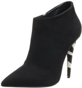 Giuseppe Zanotti Women's Decorative Heel Ankle Bootie