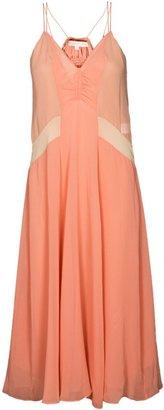 Vanessa Bruno Silk Georgette Dress