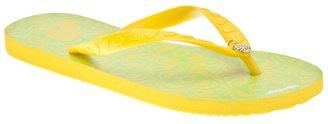 Tamara Comolli crystal pendant flip flop