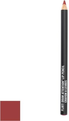 Flirt! draw attention TM lip pencil