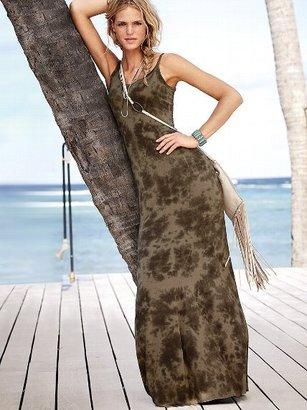 Victoria's Secret Maxi Tank Dress