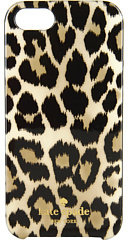 Kate Spade Leopard Ikat Resin iPhone 5 and 5s Case Cell Phone Case