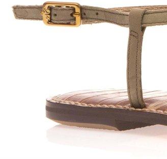 Sam Edelman Gigi leather thong sandal