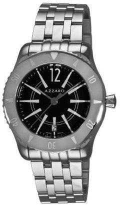 Azzaro Men's AZ2200.12BM.010 Coastline Black Dial Bracelet Watch