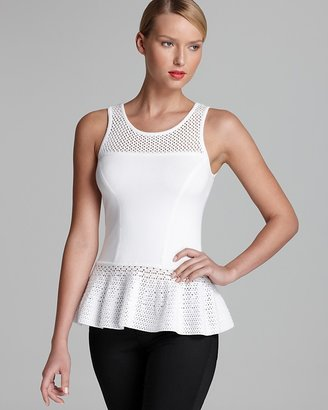 Milly Top - Rainey Peplum