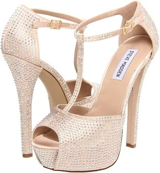Steve Madden Angylina (Champagne Multi) - Footwear