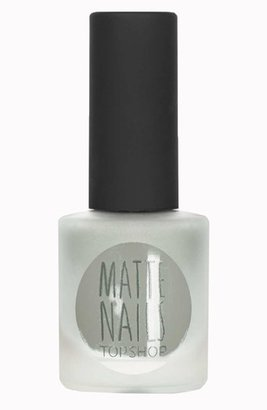 Topshop Matte Nail Polish (2 for $14)