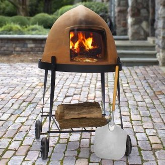 Sur La Table Handcrafted Terra Cotta Oven