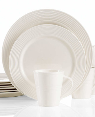 Lenox Dinnerware, Tin Can Alley Seven Degree 12 Piece Set, Service for 4