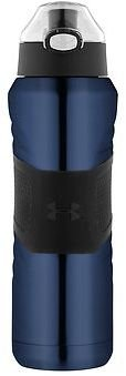 Under Armour Dominate 24 Oz. Vacuum Insulated Ss Bottle With Flip Top Lid