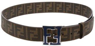 Fendi monogram belt