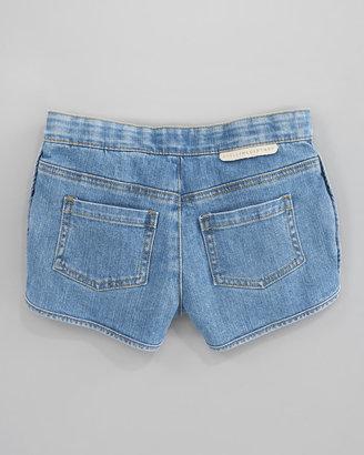 Stella McCartney Skye Denim Shorts