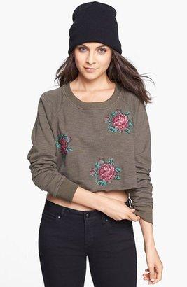 BCNU Crop Sweatshirt (Juniors)