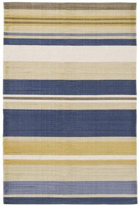 Williams-Sonoma Variegated Stripe Canvas Rug