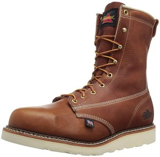 "Thorogood American Heritage 8"" Plain Toe Boot Tobacco Gladiator 11 2E US"