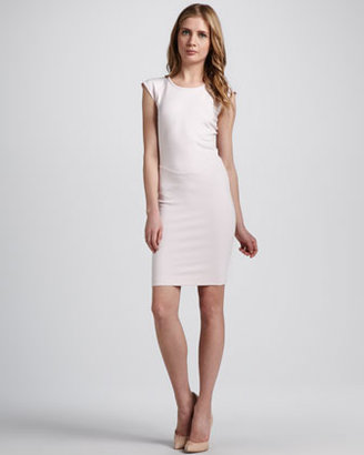 French Connection Dani Lace-Back Dress