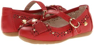 Pampili Ceci (Toddler/Little Kid) (Red) - Footwear