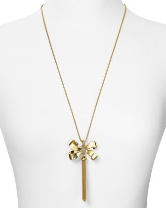 Milly Amelia Bow Necklace