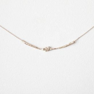 Steven Alan JERRY GRANT 6 diamond cluster necklace