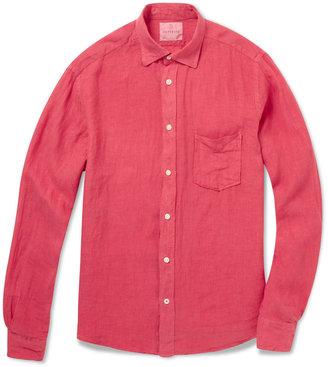 Hartford Classic Linen Shirt