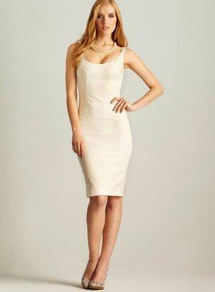 Dolce & Gabbana Linen Sleeveless Dress