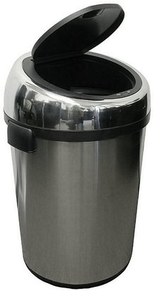 iTouchless 23-Gallon Stainless Steel Automatic Sensor Touchless Trash Can