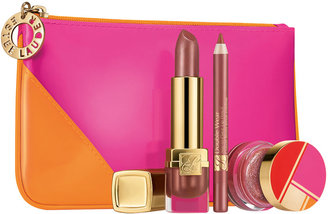 Estee Lauder Art of Lips Gift Set, New Nudes
