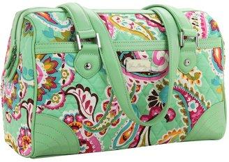 Vera Bradley Caroline (Tutti Frutti Mint) - Bags and Luggage