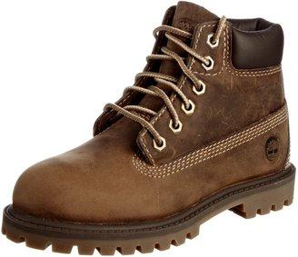 Timberland Authenic Waterproof Boys' Boots Marron (Rust Smooth) 5.5 UK (39 EU)