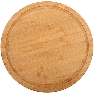 JCPenney Core Bamboo Pro-Chef Iris Round Cutting Board