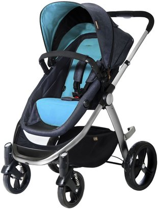 Mountain Buggy Cosmopolitan Stroller - Turquoise