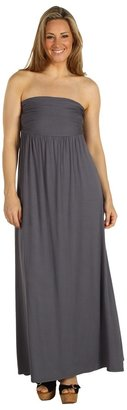 Gabriella Rocha Plus - Stacy Maxi Dress (Dark Grey) - Apparel