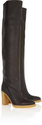 Stella McCartney Arden faux leather boots