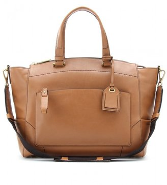 Reed Krakoff UNIFORM LEATHER SATCHEL