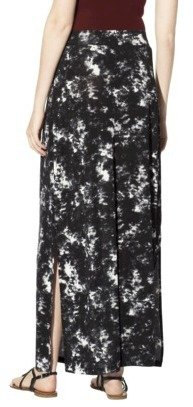 Mossimo Women's Printed Maxi Skirt