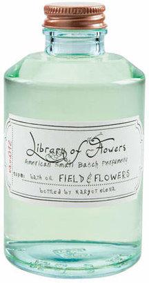 Library of Flowers Field & Flowers Bath Oil