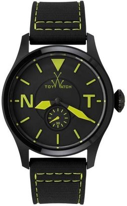 Toy Watches Toy Watch Toy To Fly Monchrome Watch Black