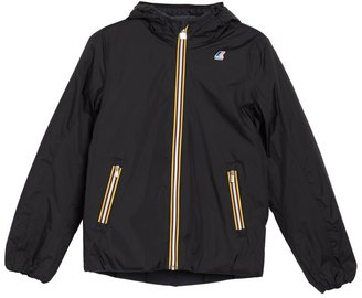 K-Way Jacques Thermo Plus Double Waterproof Reversible Jacket