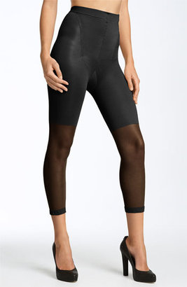 Women's Spanx Power Capri Control Top Footless Pantyhose $26 thestylecure.com