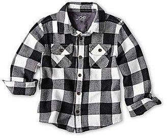 Joe Fresh Joe FreshTM Long-Sleeve Flannel Woven Shirt - Boys 1t-5t