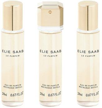 Elie Saab Le Parfum Eau de Parfum, 3 Purse Spray Refills